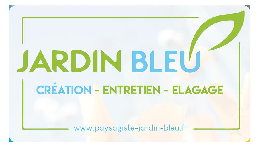 Logo Jardin Bleu